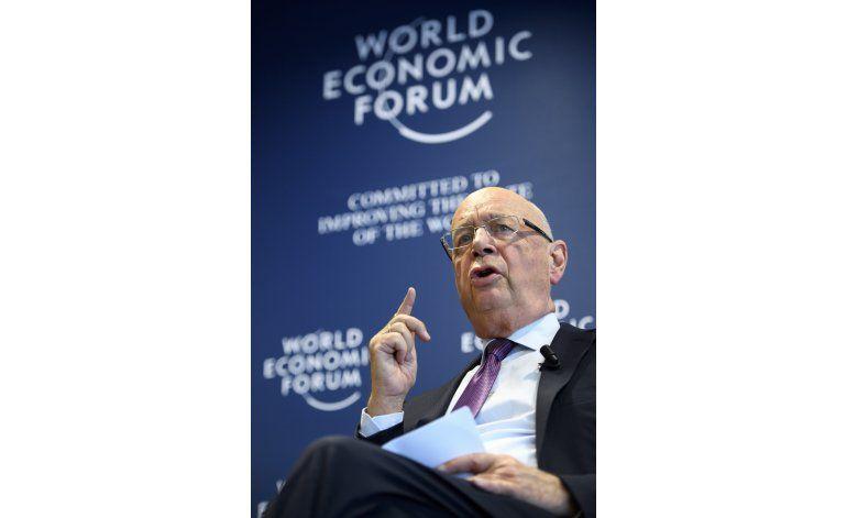 Foro Económico Mundial: hay que cambiar al capitalismo