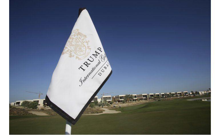 Firma de Dubái ofreció trato millonario a empresa de Trump