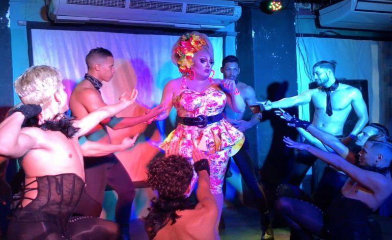 Drag Queen estadounidense hace historia en Cuba