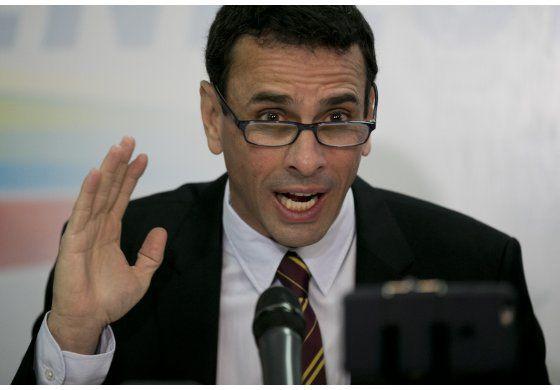 Venezuela: opositor denuncia riesgo de inhabilitación