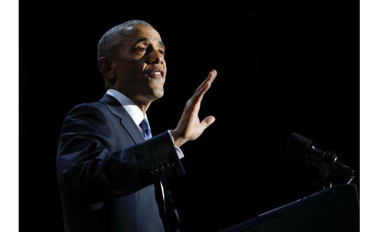 Una despedida, una rueda de prensa y cambios en Washington