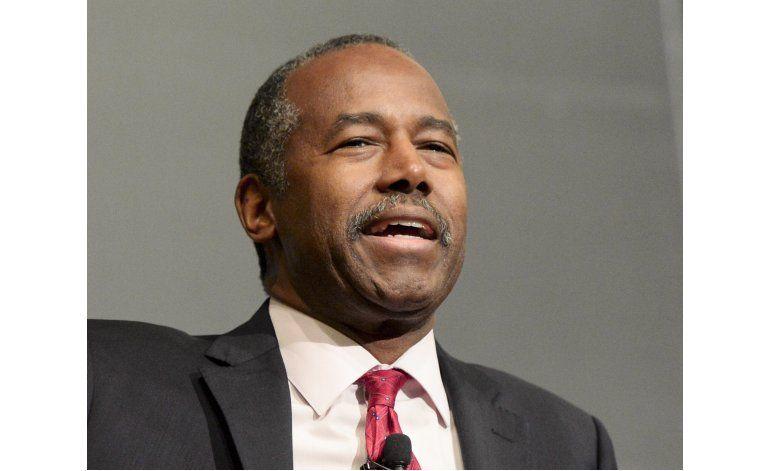 EEUU: Carson, el neurocirujano nominado por Trump a vivienda