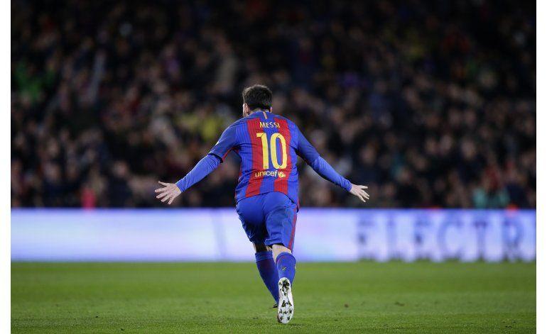 Messi, el maestro de los tiros libres