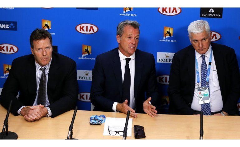 Corrupción vuelve a ser tema de conversación en el tenis