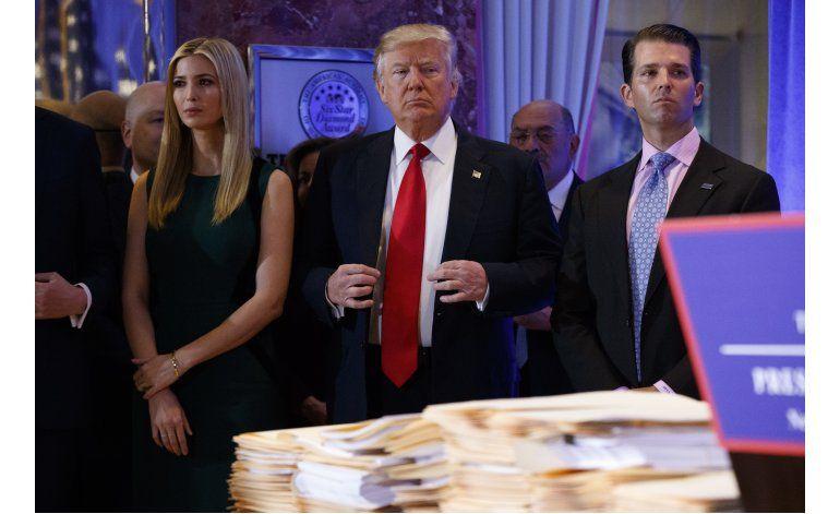 LO ULTIMO: Trump ya está pensando en su reelección