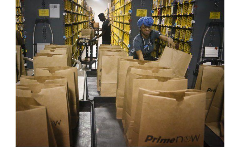 Amazon contratará a 100.000 personas en próximos 18 meses