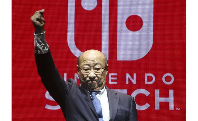 Nintendo lanzará en marzo la videoconsola Nintendo Switch