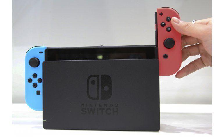 Nintendo lanzará en marzo su videoconsola Switch