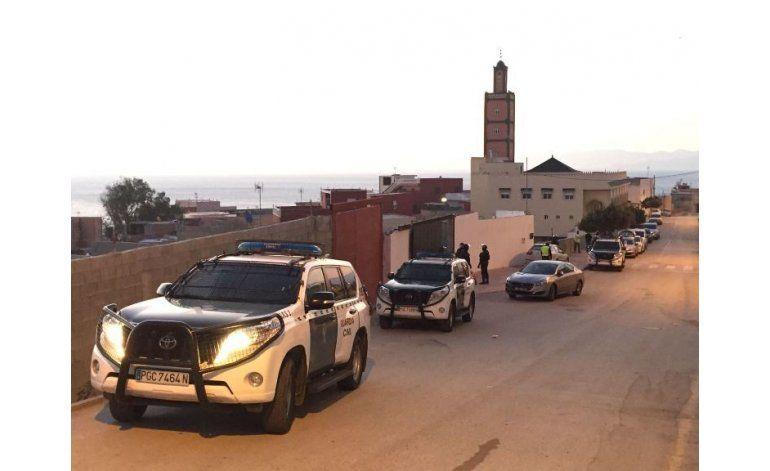 Detenidos dos supuestos yihadistas en Ceuta, España