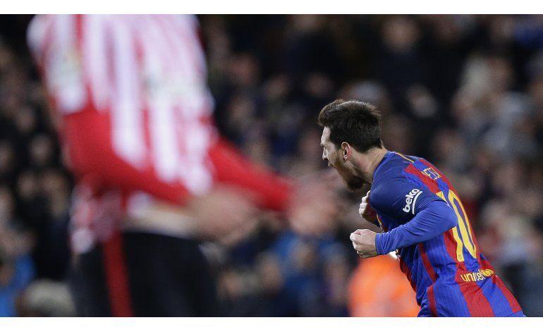 Barsa despide a oficial por declaraciones sobre Messi