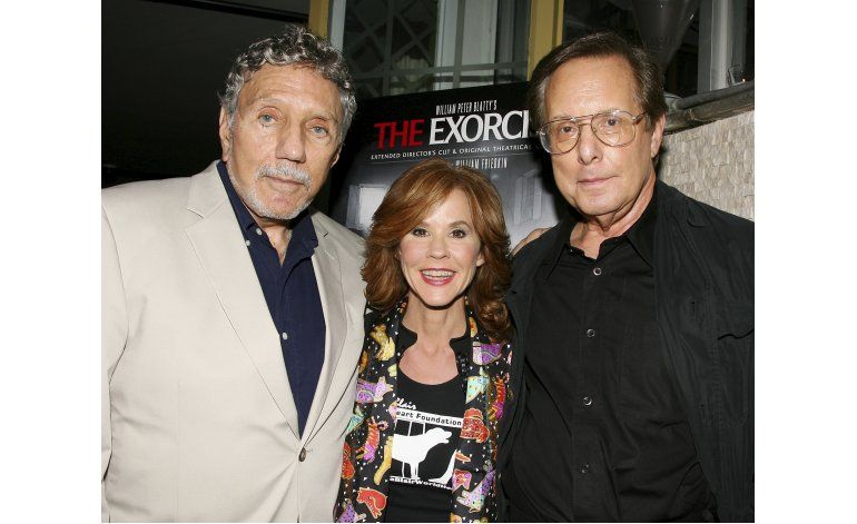 Muere el autor de El exorcista William Peter Blatty