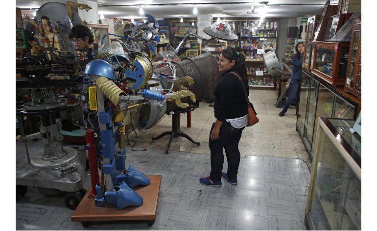 Museo del Juguete Antiguo en peligro de extinción en México