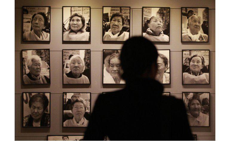 Mujeres de consuelo -esclavas sexuales- no perdonan a Japón