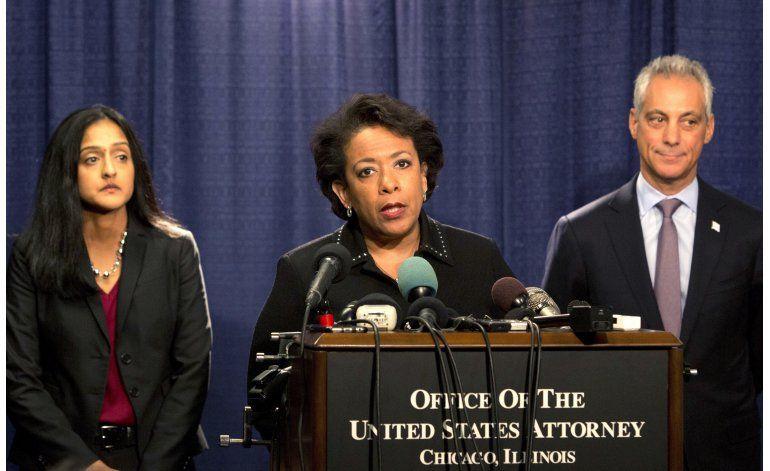EEUU: Departamento de Justicia censura a policía de Chicago