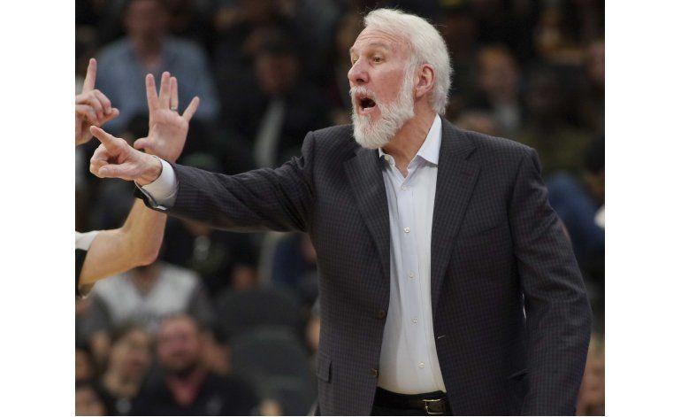 Los Spurs quieren dejar atrás mala experiencia en México
