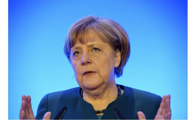 Merkel defiende la cooperación ante tendencia proteccionista