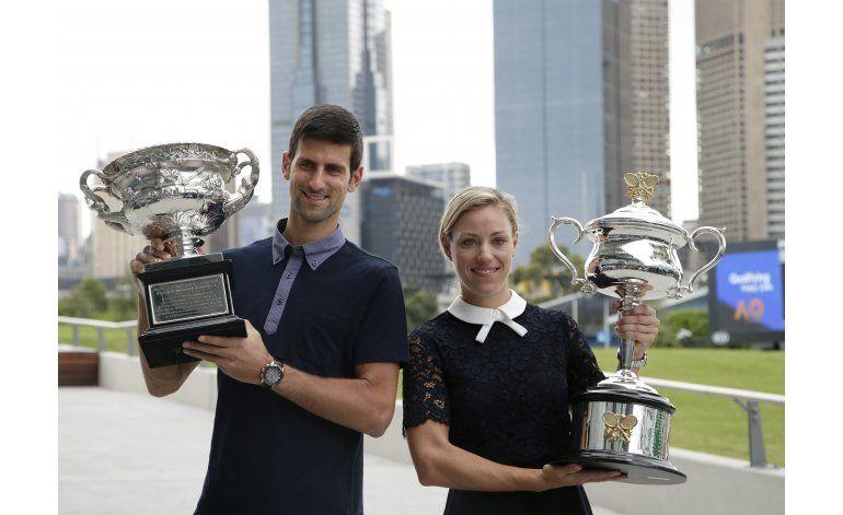 Djokovic antes de Abierto Australia: Nadie es invencible