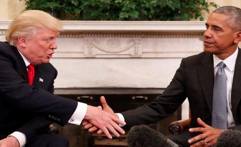 FBI confirma que investiga al equipo de Trump y niega que Obama le espiara