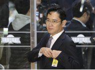 surcorea pide detener a directivo de samsung