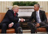 obama a trump: no desbarates el acuerdo nuclear con iran