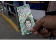 ya circulan en venezuela billetes de mayor denominacion