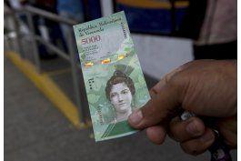 Ya circulan en Venezuela billetes de mayor denominación