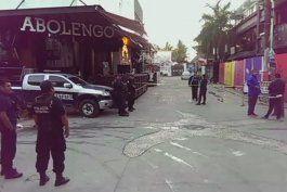 varios muertos y heridos dejo un tiroteo en una discoteca de playa del carmen