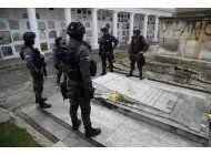 colombia: arrestan a escolta de ex candidato presidencial