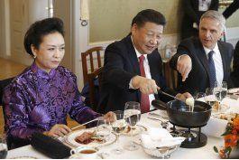 presidente de china protagoniza cumbre de davos