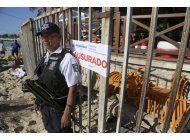 ciudad mexicana teme mas violencia por drogas tras balacera