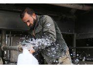 cortes de agua generalizados siembran descontento en damasco