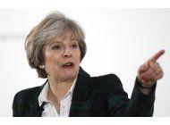 lo ultimo: may: parlamento votara sobre el brexit