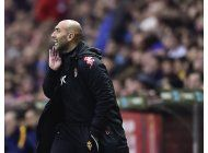 sporting de gijon anuncia salida de su tecnico