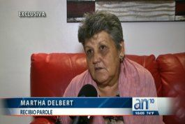 cubana que estuvo detenida por mas de 36 horas obtiene parole