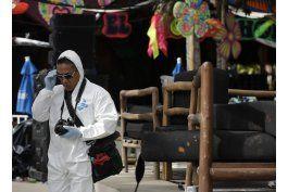 mexico: balaceras consecutivas golpean dos joyas del turismo