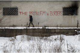 jefe de migracion ue lamenta estado de los campos en grecia