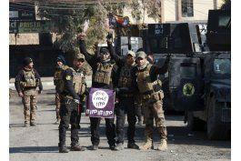 irak logra control total del este de mosul