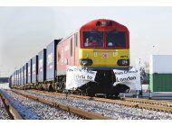 llega a londres primer tren de carga directo desde china