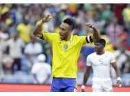 camerun derrota con susto a guinea-bissau en copa africana