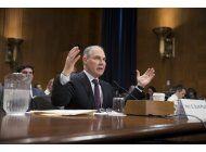 nominado a epa contradice a trump: cambio climatico es real
