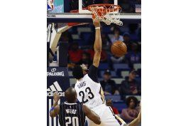 anthony davis anota 21 y pelicans despachan a orlando