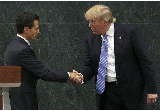Un México ya inestable teme al futuro con Trump