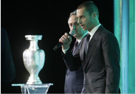 Jefe UEFA: Los viajes serán un desafío en la Eurocopa 2020