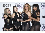 fifth harmony debuta como cuarteto en los peoples choice