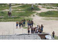 nuevos enfrentamientos en carcel de brasil donde murieron 26