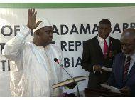 fuerzas regionales ingresan en gambia desde senegal