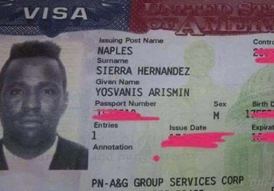 Chocolate recibe visa para viajar a los Estados Unidos