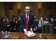 democratas critican a nominado a secretario del tesoro