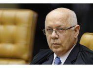 brasil: fallece juez que investigaba corrupcion