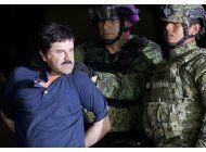 el chapo guzman llega a ny tras ser extraditado por mexico